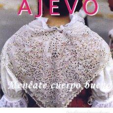 CD de Música: AJEVO - MÉNEATE CUERPO BUENO - 2 CD'S - 33 TEMAS. GRABACIONES ANTIGUAS, SERRANÍA (1981) Y RNE (1986). Lote 257951245