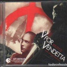 CDs de Música: V FOR VENDETTA - MUSIC FROM THE MOTION PICTURE / CD ALBUM DEL 2006 / MUY BUEN ESTADO RF-9728. Lote 257953005