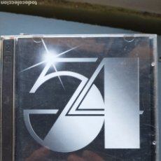 CDs de Música: STUDIO 54 DOBLE CD. Lote 257960475