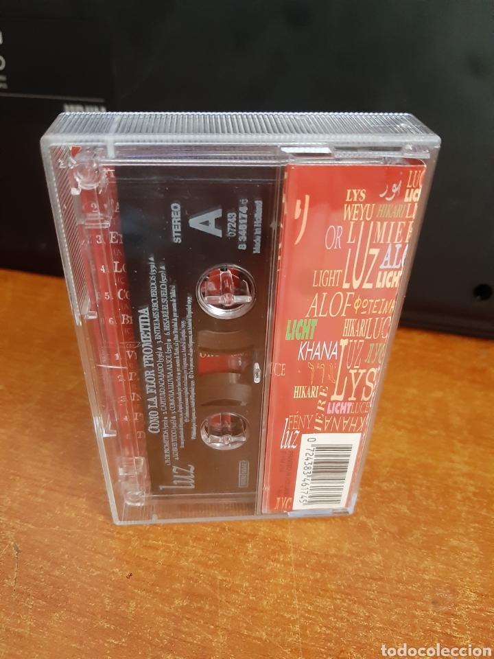 CDs de Música: Cassette Luz Casal, como la flor prometida - Foto 2 - 257988840