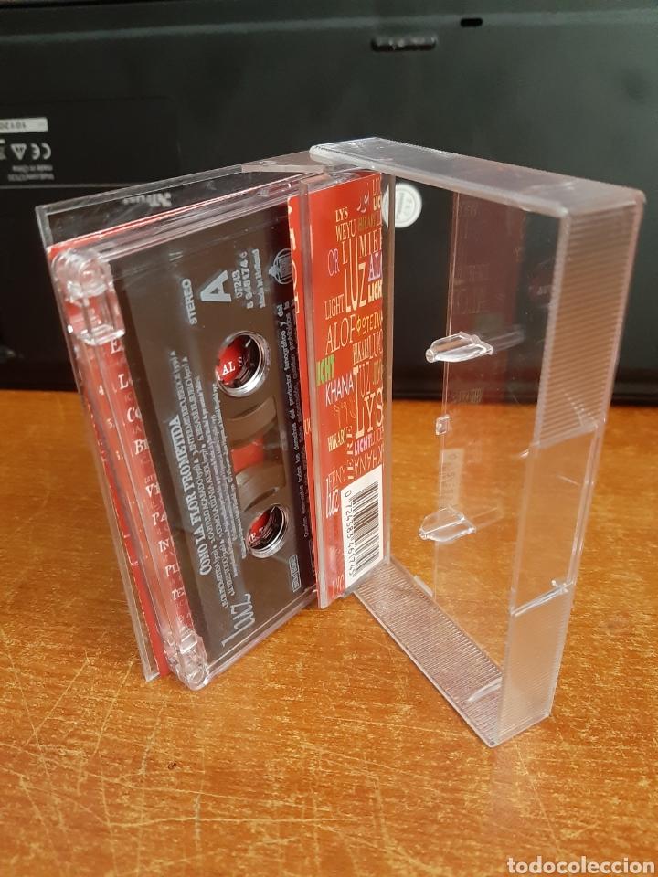CDs de Música: Cassette Luz Casal, como la flor prometida - Foto 3 - 257988840