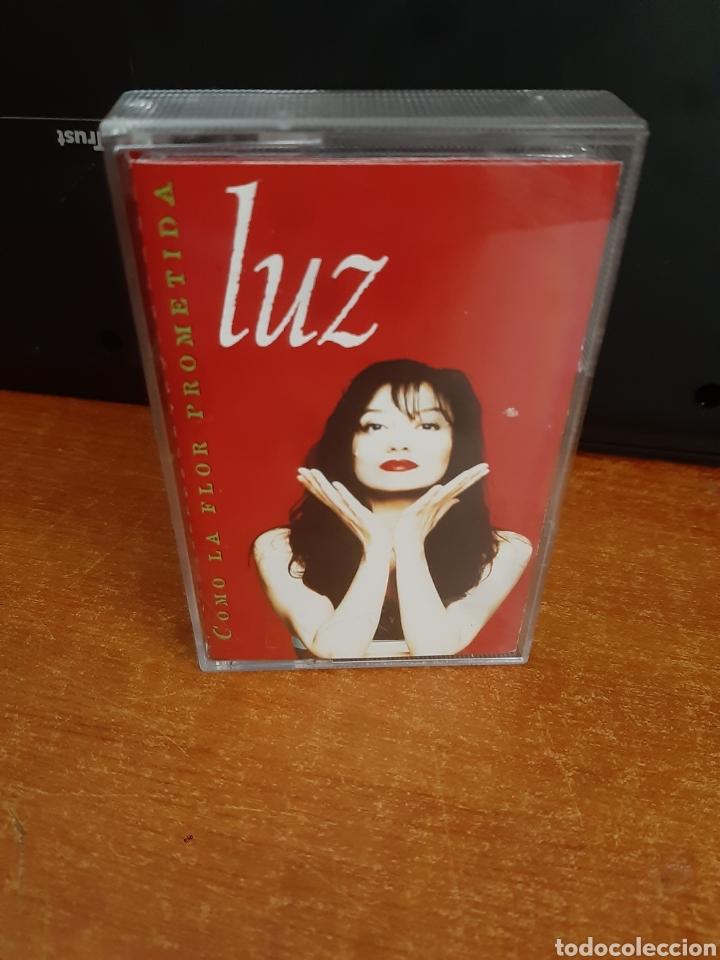 CASSETTE LUZ CASAL, COMO LA FLOR PROMETIDA (Música - CD's Otros Estilos)