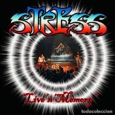 CDs de Música: STRESS - LIVE 'N' MEMORY. Lote 257989410