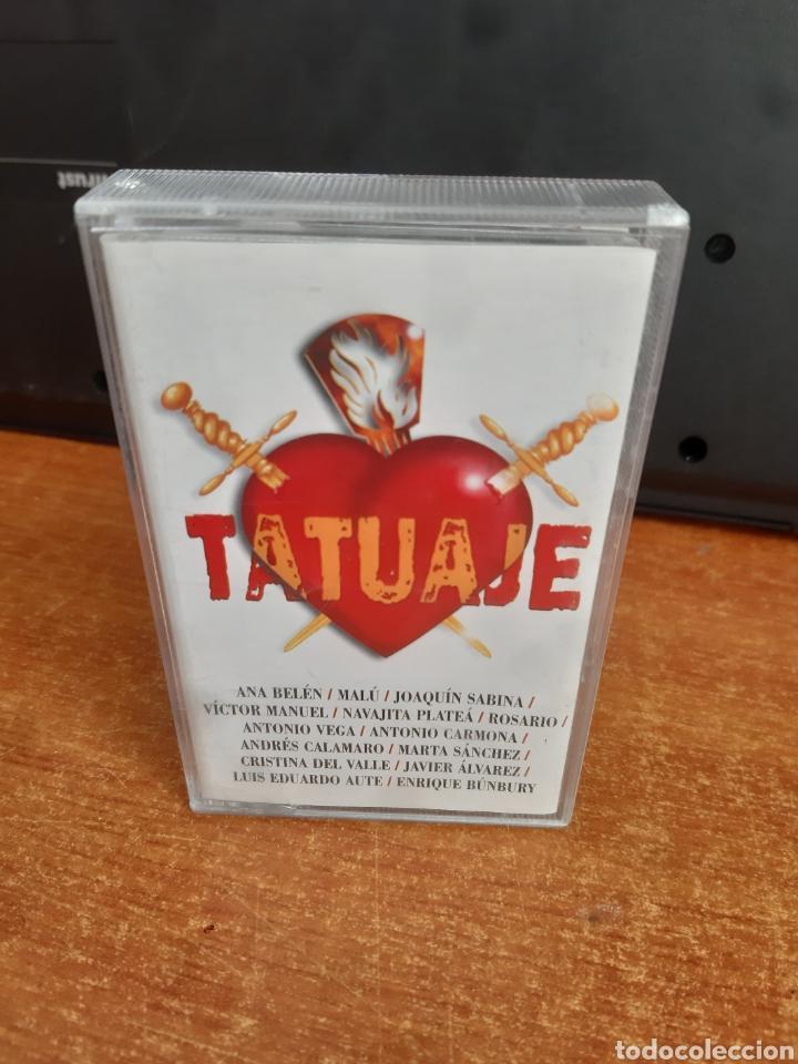 CASSETTE TATUAJE (Música - CD's Otros Estilos)