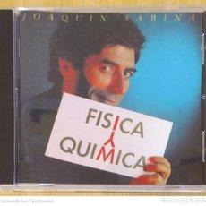 CDs de Música: JOAQUIN SABINA (FISICA Y QUIMICA) CD 1992. Lote 257991840