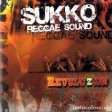 CDs de Música: SUKKO REGGAE SOUND - REVOLUZION. Lote 258004815