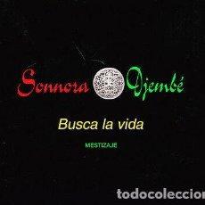 CDs de Música: SONNORA DJEMBE - BUSCA LA VIDA. Lote 258008550