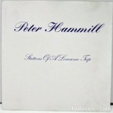 CDs de Música: PETER HAMMILL - STATIONS OF A LONSESOME TRIP (CD). Lote 258104235