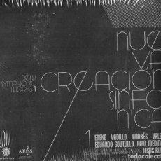 CDs de Música: NUEVA CREACIÓN SINFÓNICA - VOL.1 - 2CDS. Lote 258142950