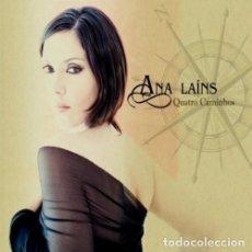 CDs de Música: ANA LAINS - QUATRO CAMINHOS. Lote 258154195