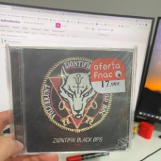 CDs de Musique: ZIONTIFIK BLACK OPS I-XII | CD ELIO TOFFANA DANO ETC. Lote 258181755