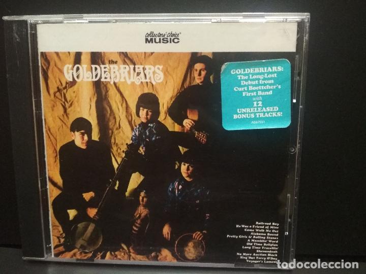 THE GOLDEBRIARS THE GOLDEBRIARS CD UK 2006 PEPETO TOP (Música - CD's Pop)