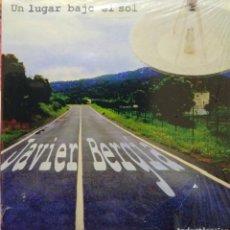 CDs de Música: JAVIER BERGIA - UN LUGAR BAJO EL SOL - NUEVO PRECINTADO - TAGOMAGO 2011 ISMAEL SERRANO. Lote 258216615