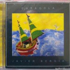 CDs de Música: JAVIER BERGIA - CARACOLA 2009 - NUEVO PRECINTADO - REGRABACIONES FACTORÍA DE AUTOR TAGOMAGO. Lote 258216880