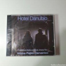 CDs de Musique: CD, BANDA SONORA, ORIGINAL, HOTEL DANUBIO, MÚSICA PABLO CERVANTES, PROMOCIONAL, NUEVO PRECINTADO.. Lote 258228490