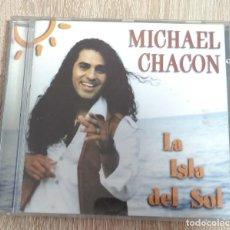 CDs de Musique: CD ORIGINAL - MICHAEL CHACON - LA ISLA DEL SOL -. Lote 258511865
