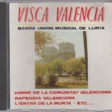 CD di Musica: CD BANDA UNION MUSICAL DE LLIRIA - VISCA VALENCIA - DIAL - NUEVO PRECINTADO !!!!*. Lote 258937690