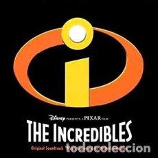 CDs de Musique: LOS INCREÍBLES - THE INCREDIBLES MÚSICA COMPUESTA POR MICHAEL GIACCHINO. Lote 258982710