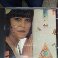 CD de Música: UXÍA - ENTRE CIDADES. Lote 259209620