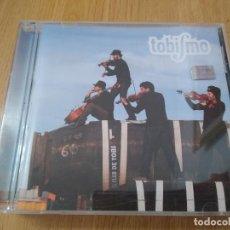 CDs de Música: EL CLUB DE TOBI -CD IMPORTADO TOBISMO - MUSICA URUGUAY. Lote 259219645