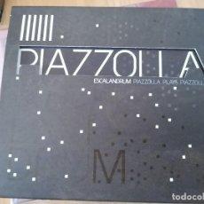 CDs de Música: ESCALANDRUM CD PLAYS PIAZZOLLA -TANGO CD IMPORTADO. Lote 259777370