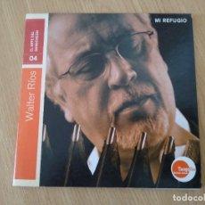 CDs de Música: WALTER RIOS CD MI REFUGIO TANGO ARGENTINO - BANDONEONISTA CD IMPORTADO. Lote 259780945