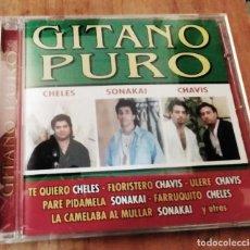 CDs de Música: GITANO PURO - CD. Lote 259940185