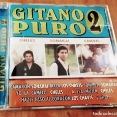 CDs de Música: GITANO PURO 2 - CD. Lote 259940250