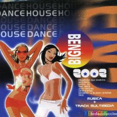 CDs de Música: BIG BEN 2002 - MOLLERUSSA. Lote 259963045