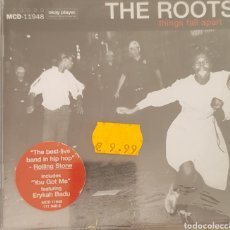 CDs de Musique: THE ROOTS THINGS FALL APART. Lote 260022720