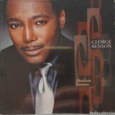 CDs de Música: GEORGE BENSON ABSOLUTE BENSON. Lote 260040740