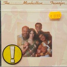 CDs de Música: THE MANHATTAN TRANSFER COMING OUT. Lote 260041305