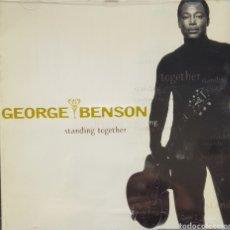 CDs de Música: GEORGE BENSON STANDING TOGETHER. Lote 260044735