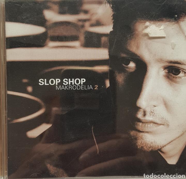 SLOP SHOP MAKRODELIA 2 (Música - CD's World Music)