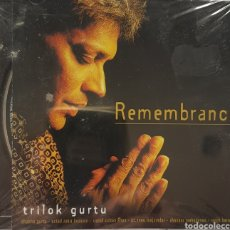CDs de Música: REMEMBRANCE TRILOK GURTU. Lote 260046940