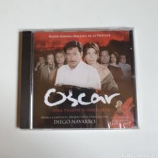 CDs de Música: CD, BANDA SONORA, ORIGINAL, OSCAR UNA PASIÓN SURREALISTA, MÚSICA DIEGO NAVARRO, NUEVO PRECINTADO.. Lote 260047195
