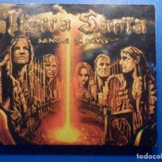 CDs de Música: CD - TIERRA SANTA - SANGRE DE REYES - 2001 LOCOMOTIVE MUSIC. Lote 260059945
