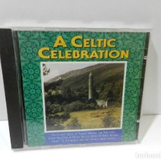 CD de Música: DISCO CD. A CELTIC CELEBRATION. COMPACT DISC.. Lote 260279685