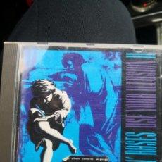 CDs de Música: CD DE GUNS N´ ROSES - USE YOUR ILLUSION II - COMO NUEVO | GEFFEN RECORDS |. Lote 260330165