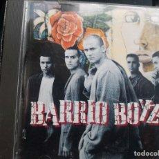 CDs de Música: BARRIO BOYZZ CD VIRGIN SBK 1995 - RECOPILACION TEMAS DE OTROS ALBUMES - HIP HOP LATIN. Lote 260330645