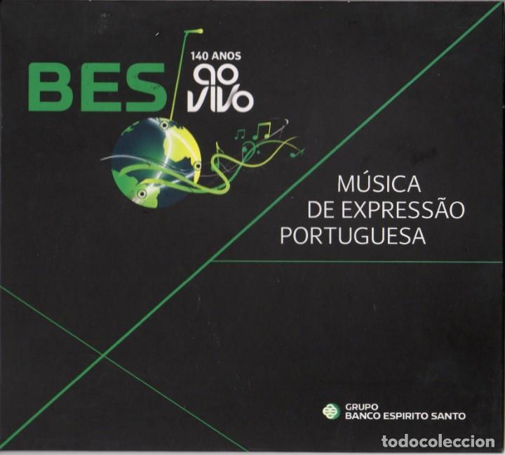 BES 140 AÑOS AO VIVO - MUSICA DE EXPRESSAO PORTUGUESA (Música - CD's World Music)
