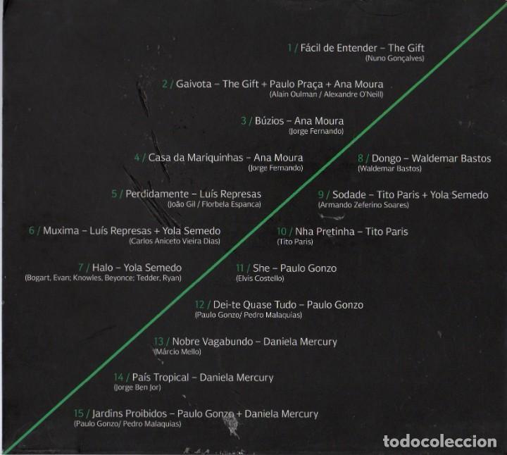 CDs de Música: BES 140 AÑOS AO VIVO - MUSICA DE EXPRESSAO PORTUGUESA - Foto 2 - 260355530