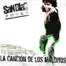 CDs de Música: SAB BLAS POSSE - LA CANCION DE LOS MALDITOS. Lote 260415500