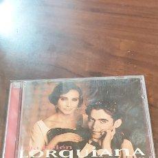 CDs de Música: ANA BELEN - LORQUIANA. POEMAS DE GARCIA LORCA / CD ALBUM DE 1998 / MUY BUEN ESTADO. Lote 260468075