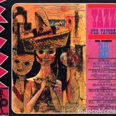 CDs de Música: EMIL RICHARDS - YAZZ PER FAVORE. Lote 260517700