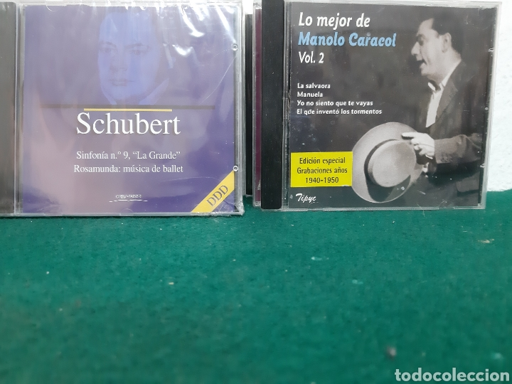 CDs de Música: UN LOTE DE 116 CD de música ver fotos - Foto 53 - 260528440