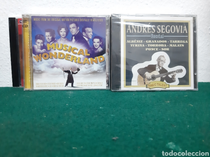 CDs de Música: UN LOTE DE 116 CD de música ver fotos - Foto 80 - 260528440
