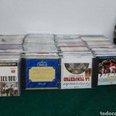 CDs de Música: UN LOTE DE 116 CD DE MÚSICA VER FOTOS. Lote 260528440