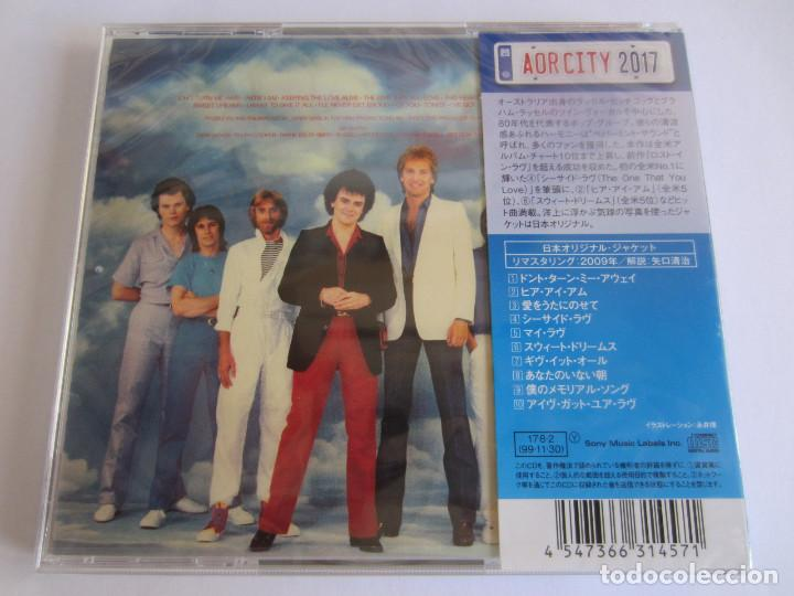 CDs de Música: AIR SUPPLY - LOTE 2 (LOST IN LOVE + THE ONE THAT YOU LOVE) 2017 JAPAN CD - Foto 6 - 121854635