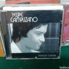 CDs de Música: FELIPE CAMPUZANO/ANDALUCÍA ESPÍRITUL/ CD. Lote 260556615